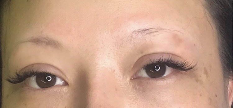 Microblading Before & After Image